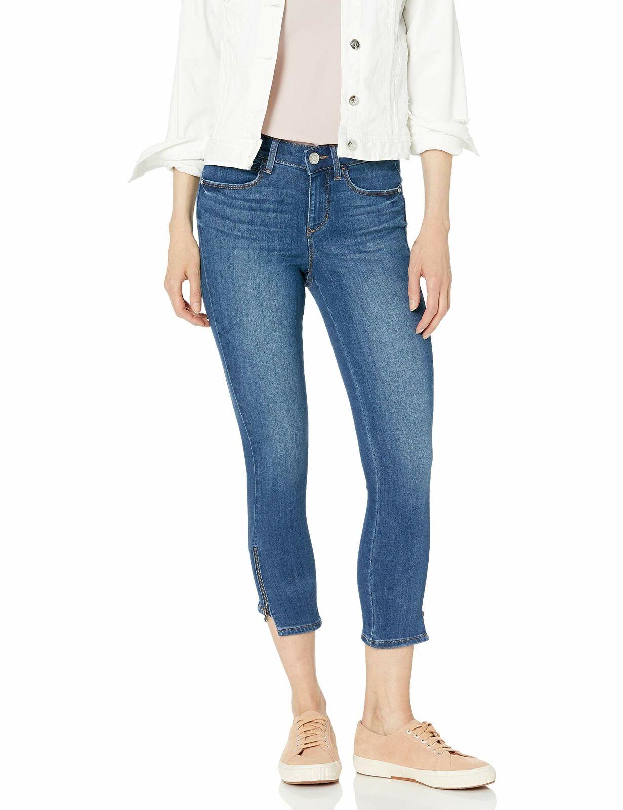 Femme Skinnygirl la skinny crop in injeanious S-Choisir Taille couleur