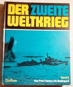 Der zweite Weltkrieg Buch Von Pearl Harbor bis Stalingrad Band 2 Das Beste Gut