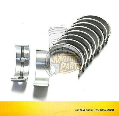 Main Bearings Set Fits Ford Fiesta 1.3 1.6 L J4C Zetec SOHC SIZE 040