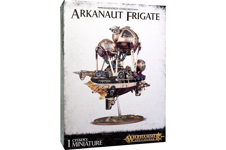 Warhammer Age of Sigmar Kharadron Overlords Arkanaut Frigate