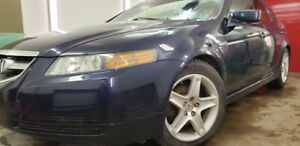 Acura TL Vtec new 2 year safety