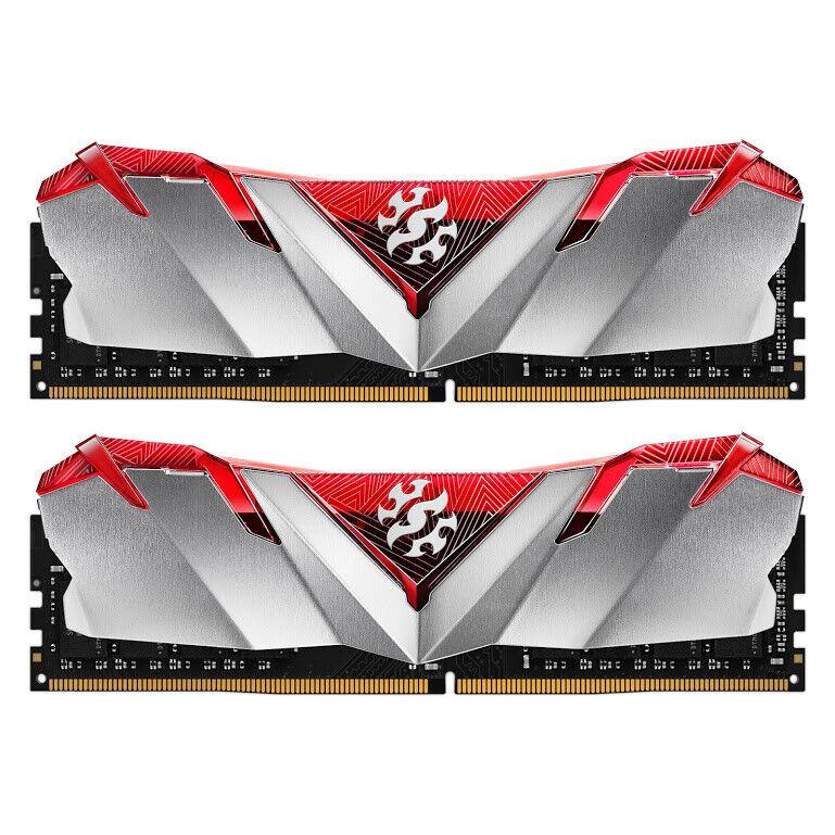 XPG GAMMIX D30 Desktop Memory: 32GB (2x16GB) DDR4 3000MHz CL16 Red. Buy it now for 94.99