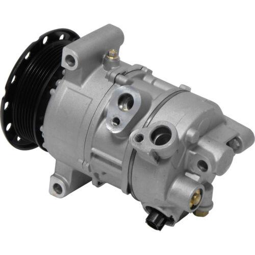 Patriot New AC A//C Compressor With Clutch Fits:07-08 Dodge Caliber//Jeep Compass