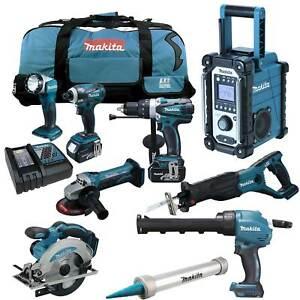 Makita-DCG180-RYEX-Akku-Kartuschenpresse-im-12tlg-18V-LXT-Werkzeug-Set-RAEX