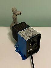 Pulsatron Metering Pump Series A Plus 115v Model Lb04sa Vtc1 056