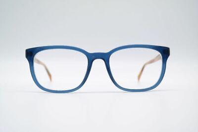Appena Vintage Warby Parker Becke 8351 53 [] 19 145 Blu Marrone Ovale Occhiali Eyeglasses-mostra Il Titolo Originale Conveniente Da Cucinare
