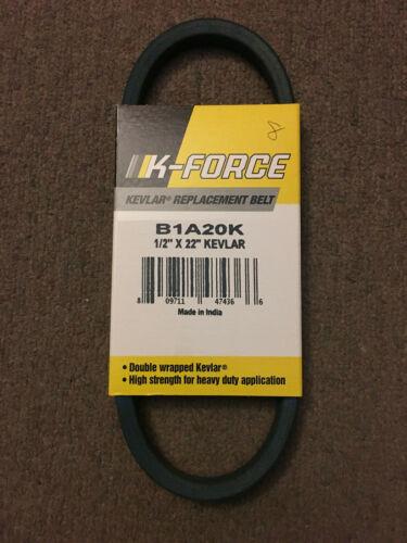 Troy Bilt troybilt Horse Tiller Tine Belt Made with Kevlar replaces P//N 1128