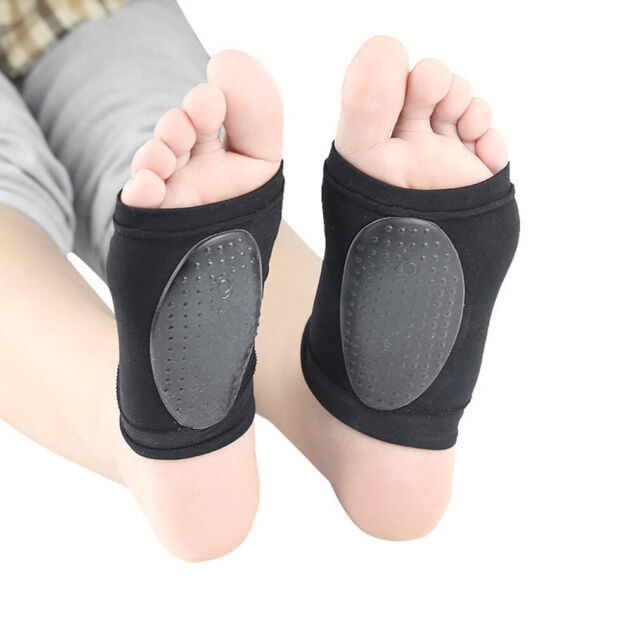 Foot Plantar Fasciitis Therapy Wrap Heel Pain Arch Support Ankle Brace Insole Kv For Sale Online
