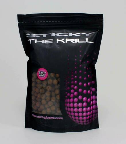 Sticky Baits The Krill Carp Bait *FREE DELIVERY* Shelf Life Boilies