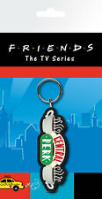 Friends Central Perk Rubber Keyring / Key Chain