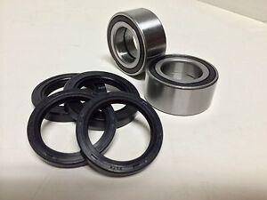 Honda-Foreman-TRX-450-Front-Wheel-Bearings-amp-Seals-To-Do-Both-Sides-Two-Kits
