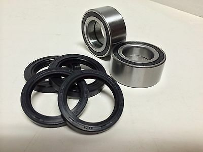 Front Wheel Bearing /& Seal Kit Pair 1988-2000 Honda FourTrax 300 TRX300FW 4x4