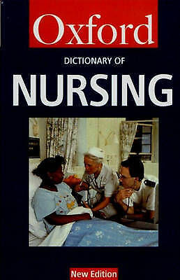 McFerran, Tanya A. : A Dictionary of Nursing (Oxford Paperbac