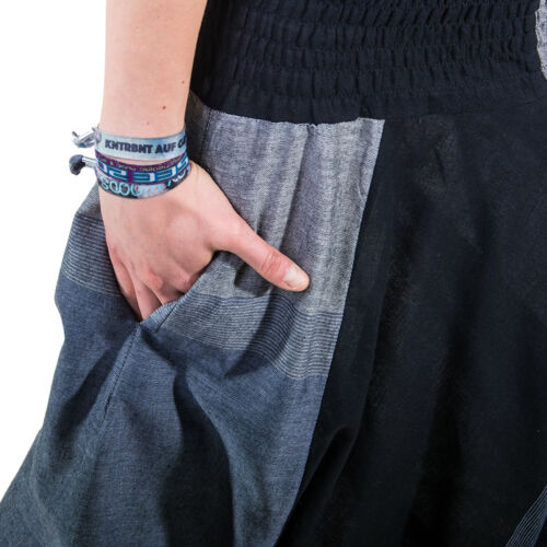 Arte e magia unisex orientali Yoga Tempo libero Harem Pantaloni