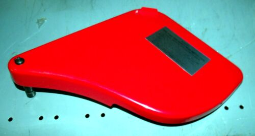"""ACCURA AJCG-008 CUTTER GUARD FOR 8/"""" JOINTERS-SAVE YOUR FINGERS!"""