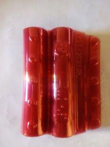 20 Blisters Para Monedas De 0,05 Centimo Blister Moneda Color Rojo Homologado 61zxfanu-07233532-621466056
