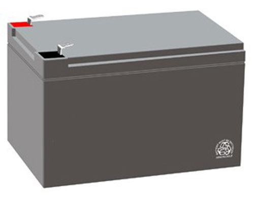 Panasonic LC-R12V12PF, 12v Sellado Baterías de Repuesto