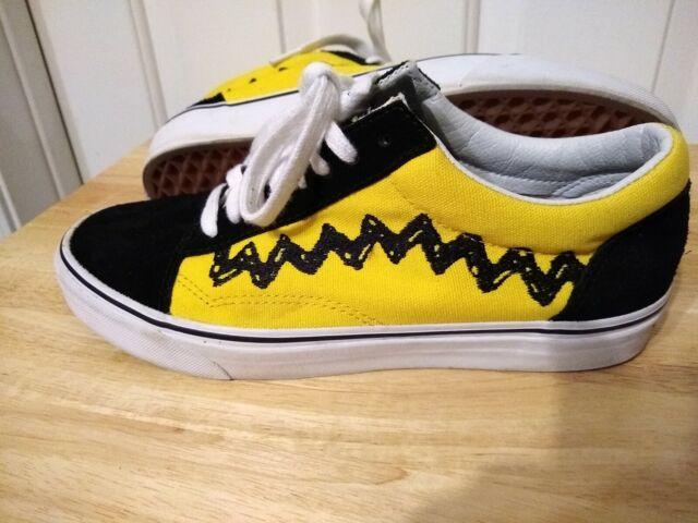 VANS Charlie Brown Peanuts Old Skool V