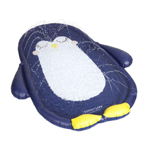 SUNNYLIFE Lifestyle aus Australien Wassermatte sprinkle 3D Pinguin penguin