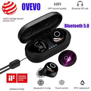 OVEVO-Q65-Pro-TWS-BT-5-0-Earphone-HiFi-Stereo-Waterproof-Headphone-Charging-Box