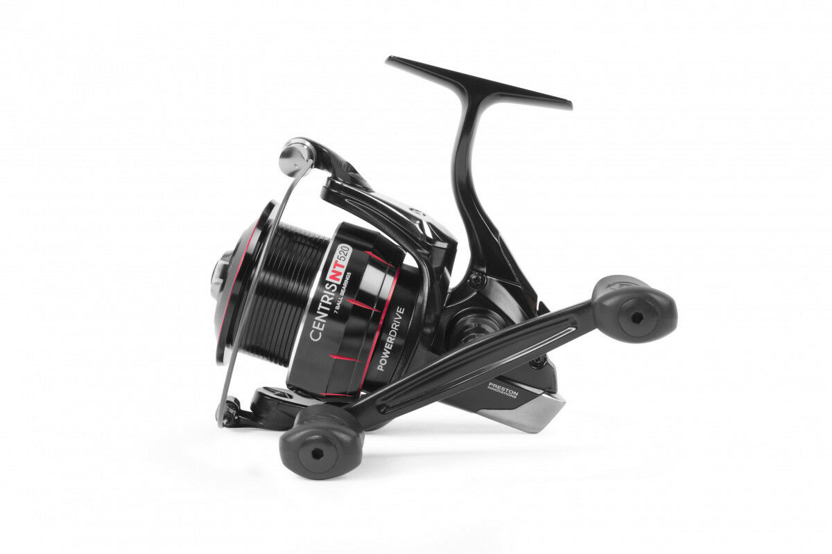 Preston Centris 520 Reel NEW Coarse Fishing Fixed Spool Front Drag Reel