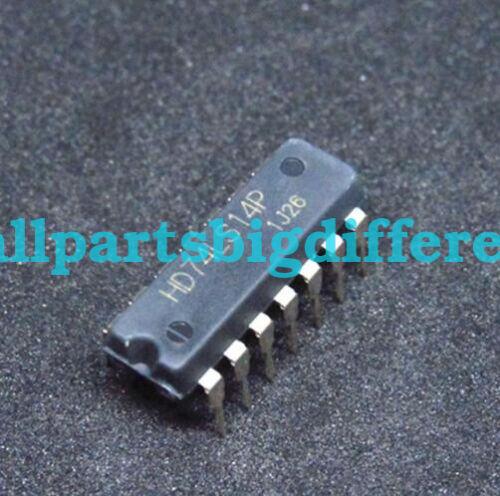 20//50//100pcs HD74LS14P New Genuine DIP-14 ICs SN74LS14N Wholesale