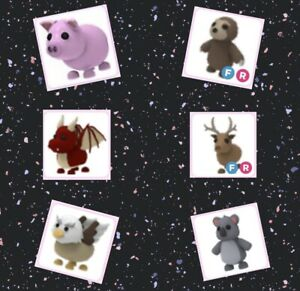 Adopt Me Pets W Purchase Of Image Fast Delivery Ebay