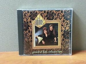 The-Judds-Greatest-Hits-Volume-Two-CD-LIKE-NEW-DB2134