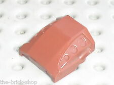 LEGO Star Wars RedBrown Slope Brick ref 44675 / Set 7654 8038 7676