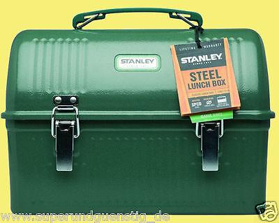 Stanley Classic Metall Lunch Box  Brotzeitdose Versperbox Brotdose 9,4ltr 659600