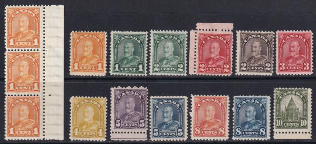 Canada 1930-31 King George V
