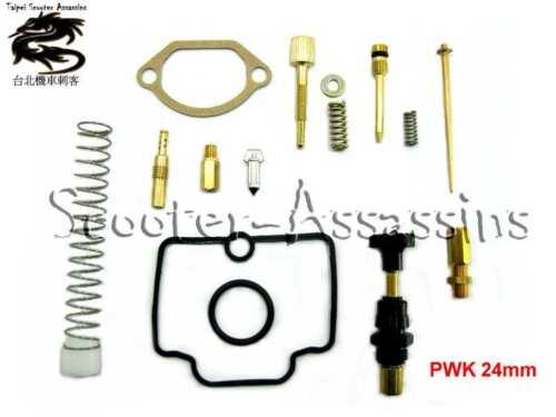 OKO SERVICE KIT for PWK FLATSLIDE CARB CARBURETTOR 24mm