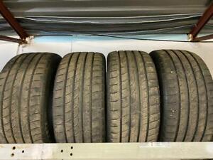 4 pneus dhiver Minerva ice-plus S-220  275-40-R20 Saint-Jean-sur-Richelieu Québec Preview