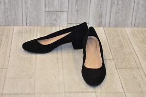 91c1acbd42e3 Easy Spirit Ailene Pumps - Women s Size 10M - Black 191656723686