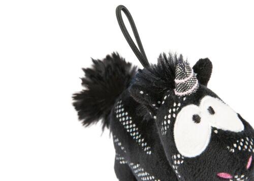 Nici Schlüsselanhänger Einhorn Starlight Mystery 11 cm mit Loop plush schwarz