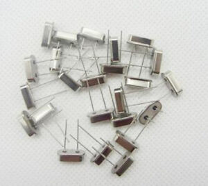 100 pcs 3.579545M Hz HC-49S Passive Quartz Oscillator Resonator Crystal