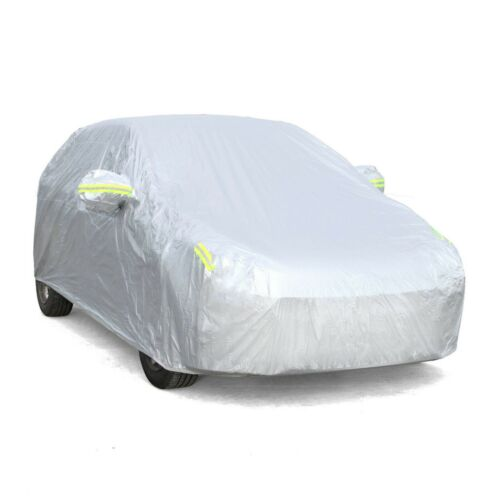 Small CAR COVER Waterproof Sun UV Rain Snow Hatchback Vehicle Corsa Polo Fiesta