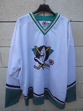 Maillot hockey MIGHTY DUCKS OF ANAHEIM n°22 shirt NHL Campri XL vintage trikot