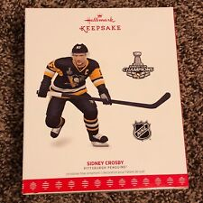 Hallmark 2017 Stanley Cup Champions Pittsburgh Penguins Special Edition Ornament