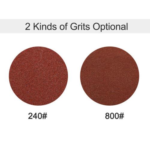 10pcs 30x330mm Abrasive Sanding Belts 800 Grit Grinding Polishing Tools N7E5