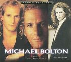 The One Thing/Timeless: The Classics, Vol. 2/Soul Provider [Digipak] by Michael Bolton (CD, Nov-2009, 3 Discs, Sony BMG)