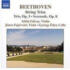 Ludwig van Beethoven - Beethoven: String Trio, Op. 3; Serenade, Op. 8 (2006)