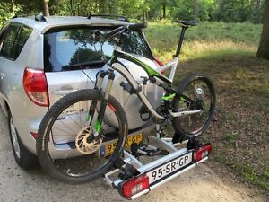 Image Is Loading Atera STRADA DL2 Tow Bar Bike Carrier