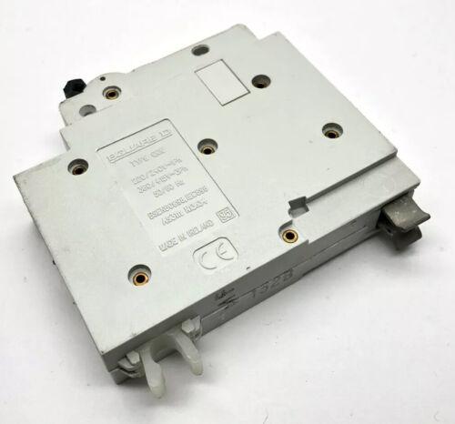 Square D qoe simple B20 QO120EB6 Pole MCB 20Amp Type B Disjoncteur 6kA