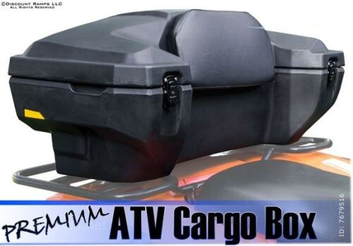 quad bike cargo box collection on ebay. Black Bedroom Furniture Sets. Home Design Ideas