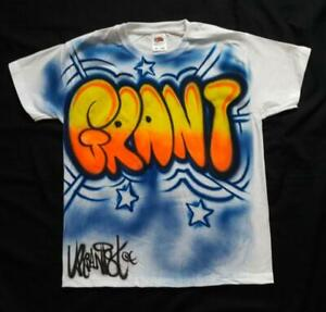 super popular buy online detailing Details about New Style Urbanist custom Graffiti 3 colour Kids T-Shirts