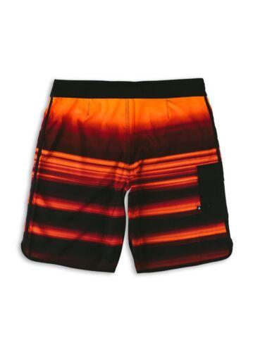 32 Matix Sunset Boardshort Orange