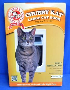 kat door Chubby