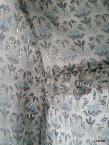HALLHUBER zarte Bluse Seidenmischung mit Goldfaden Gr.34,38,40***NEU