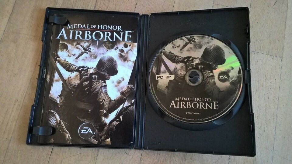 Medal of Honor: Airborne, First person shooter